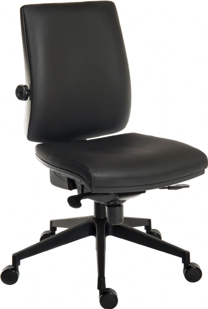 TEKNIK ERGO PLUS Leather Look Ergonomic Plus Operative Chair